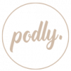 reusable coffee pods podly logo